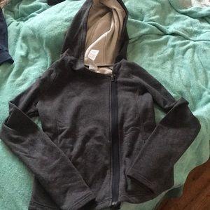 Under armour women's full zip sweatshirt